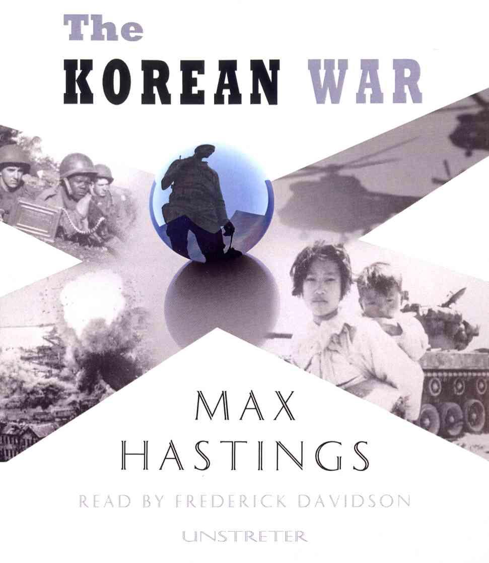 [CD] The Korean War By Hastings, Max/ Davidson, Frederick (NRT)
